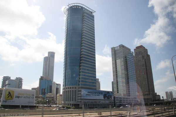 Buildings in Tel Aviv