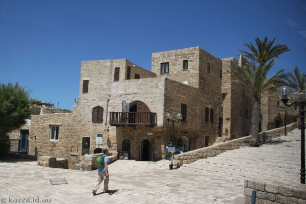Buildings in Old Jaffa