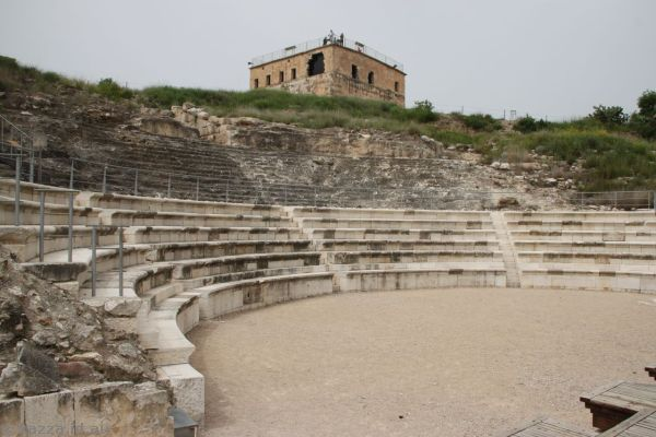 Theatre in Zippori