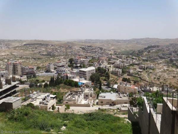 Some of the town of Bethlehem