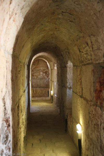 Corridor in the citadel