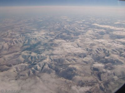 Eastern Siberia, near Neryungri