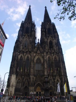 Cologne Dom (Cathedral)