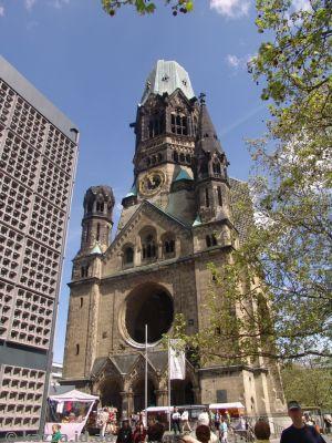 The Kaiser-Wilhelm Memorial Church