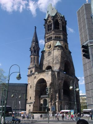 The Kaiser-Wilhelm Memorial Church