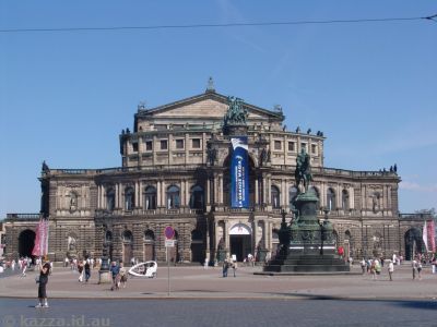Semperoper (Opera House)