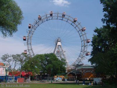 Wiener Riesenrad (Viennese giant wheel)