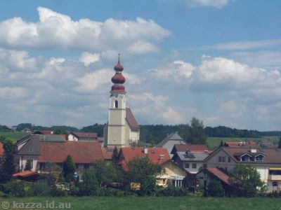 Church in Irrsdorf