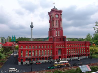 The Berliner Rathaus