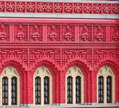 Amazing detail on the Rathaus
