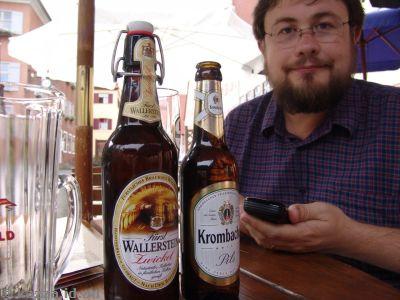 Beers in Dinkelsbühl