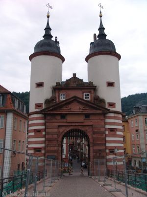 Bridge gates