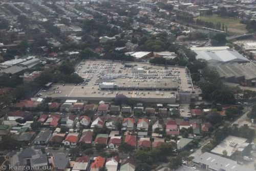 Marrickville Metro.  I used to do my food shopping there, but the queues at Franklins were always horrendous!