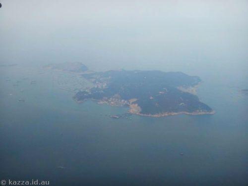 Guishan Island, just south-west of Lantau