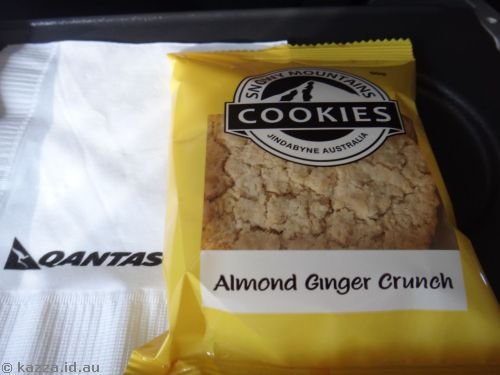 Snackages on the plane