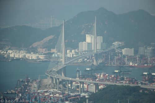 Stonecutters Bridge