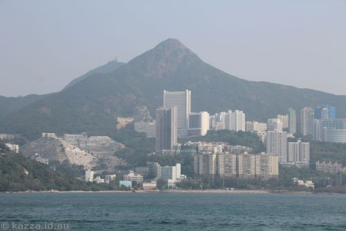 South-west Hong Kong Island