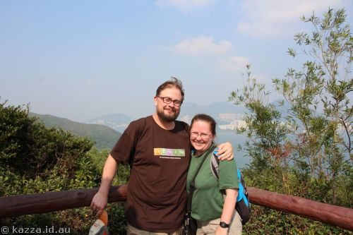 Us on Lamma Island
