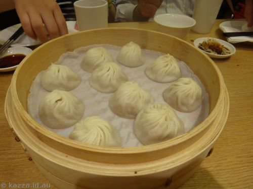 Xiao Long Bao - soooo good!