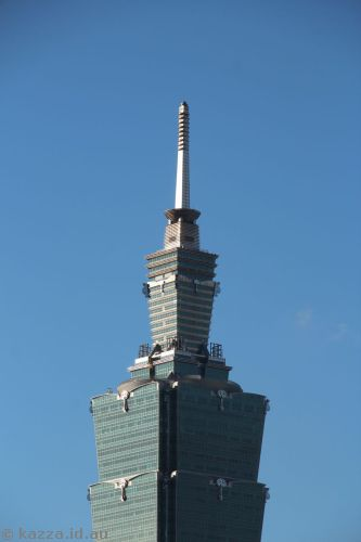 Top of Taipei 101