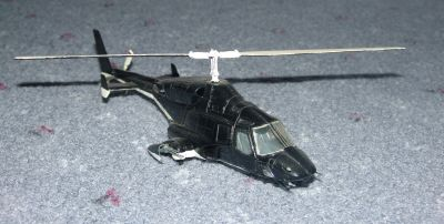 Airwolf model