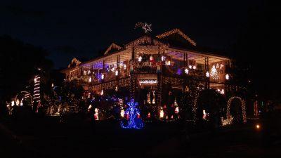 Amagula Ave Lights