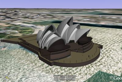 Opera House in 3D