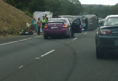 Accident Hume Highway