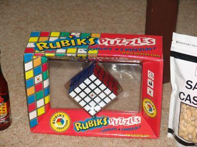 Rubiks mega cube