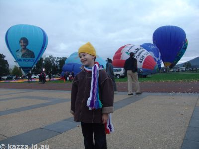 Canberra Balloon Fiesta 2008