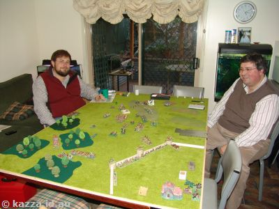 Wargame middle