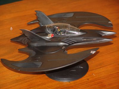 Batwing model