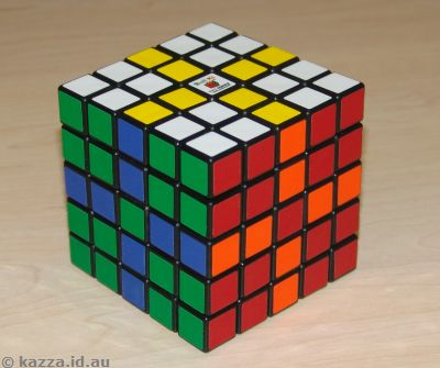 Rubik's Cube 5x5x5