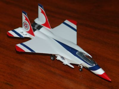 F-15 Eagle model