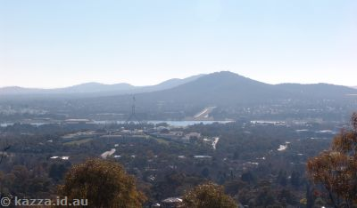 View from Red Hill