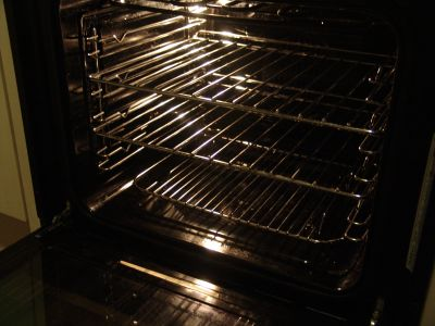 Sparkling oven