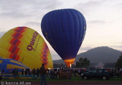 Canberra Festival Balloon Spectacular