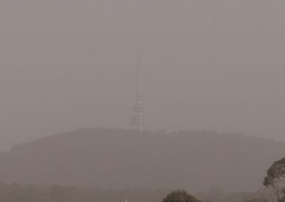 Canberra dust