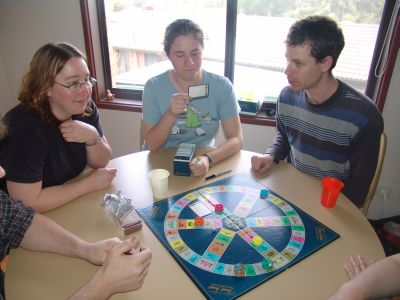 Playing Trivial Pursuit