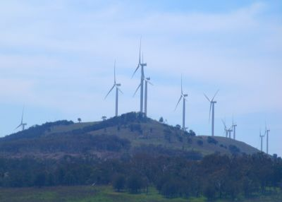 Capital Wind Farm