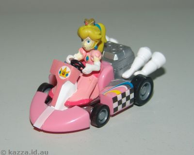 Princess Peach Racer