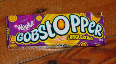 Longlasting Gobstoppers (not Everlasting!)
