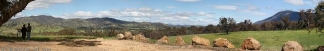 Lambrigg Lookout on Tidbinbilla Road