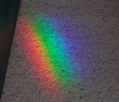 Carpet rainbow