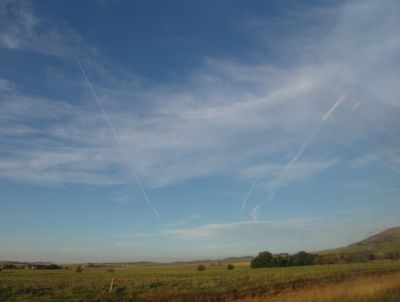 Contrails