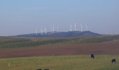 Wind turbines