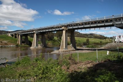 Tharwa Bridge