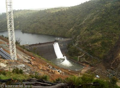 Cotter Dam open day