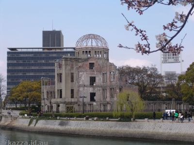 Hiroshima, 65 years on