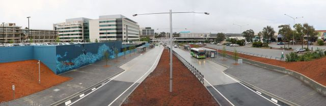 Belconnen Community Bus Interchange